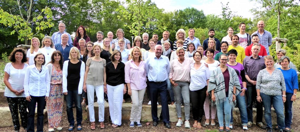 Unsere Lehrer 2015