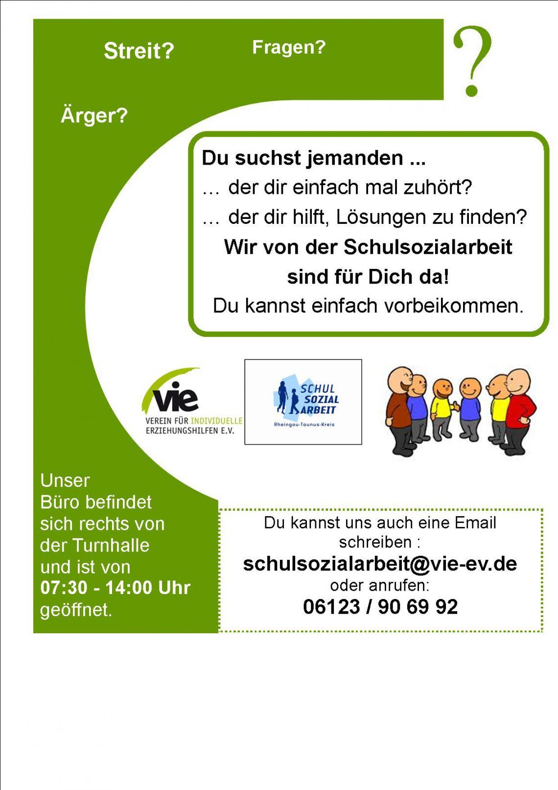 Deckblatt HP SchuSA 2016