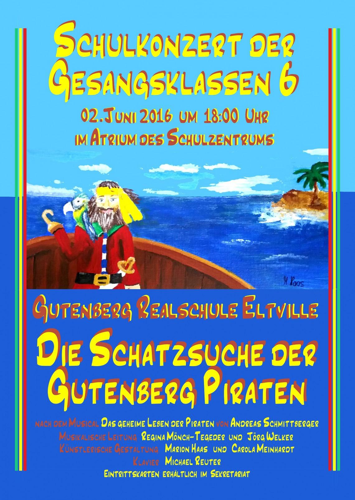 Druckvorlage Plakat Piraten 2016 klein