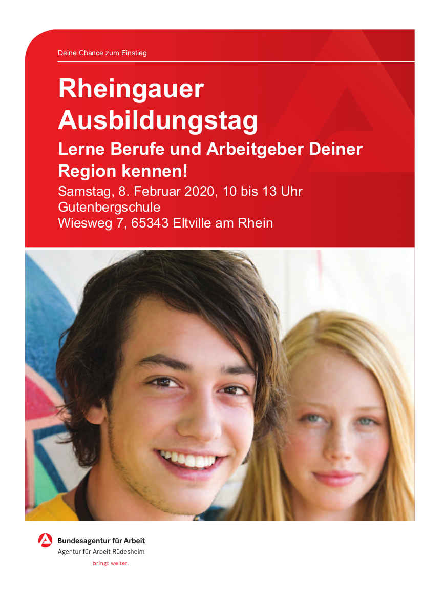 Rheingauer Ausbildungsmesse